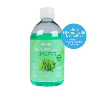 emmi-dent Mundwasser Kräuter - 500 ml