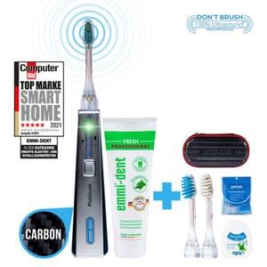 emmi®-dent Platinum Rundum-Plege Set Carbon