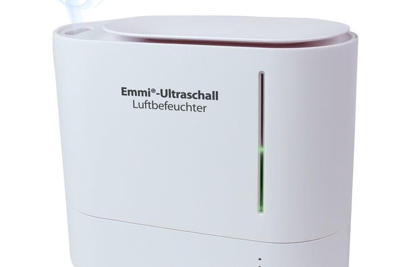 Emmi-Ultraschall-Luftbefeuchter – oval