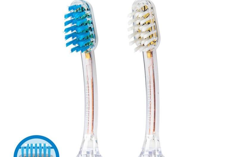 emmi-dent Ultraschallaufsätze für Metallic-Zahnbürsten