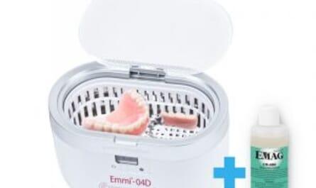 emmi-04D Ultraschall-Prothesenreiniger